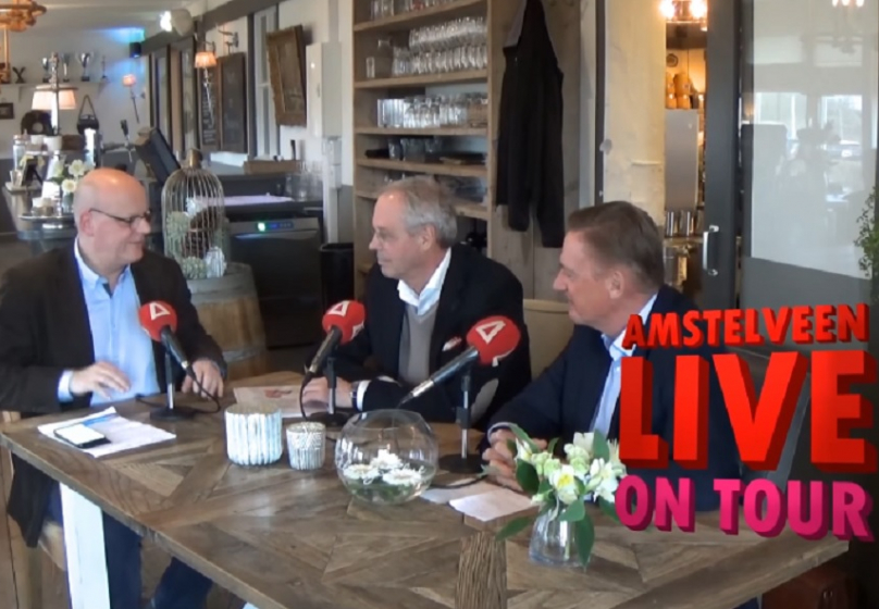 VIDEO: VVD Amstelveen te gast bij RTVA Live On Tour